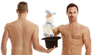The Naked Magic Show : The Naked Magic Show on October 21–25