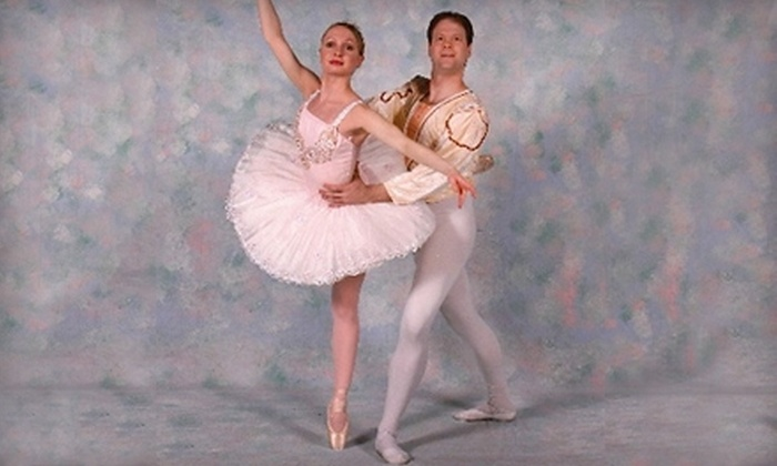 "The Nutcracker - Islip Town Hall West: ""The Nutcracker"" Ballet Performance for Two or Four at Islip Town Hall West on Saturday, December 8 (Up to 63% Off)"