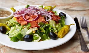 Buon Appetito Cafe: Italian Food for Two or Four or More at Buon Appetito Cafe (Up to 42% Off)