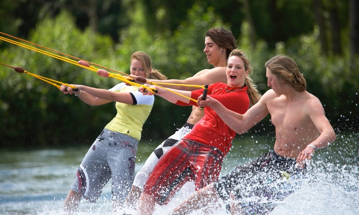 Ski Rixen USA - Deerfield Beach: Water Skiing and Wakeboarding at Ski Rixen USA (Up to 50% Off). Two Options Available.