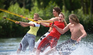 Ski Rixen USA: Water Skiing and Wakeboarding at Ski Rixen USA (Up to 53% Off). Four Options Available.