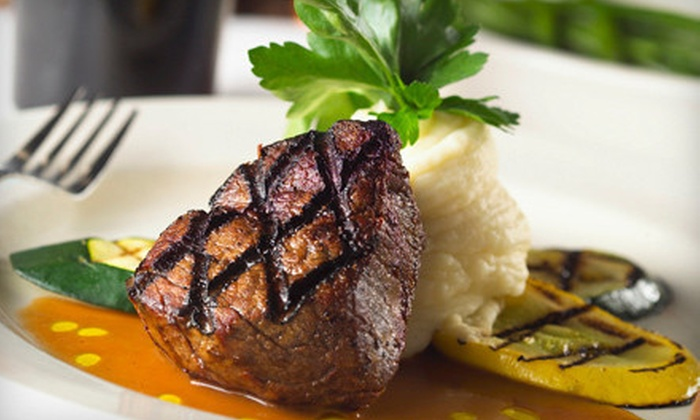 Restaurant 1107 - Ogden Central Buisness District: Fine-Dining American Cuisine for Dinner at Restaurant 1107 (Half Off). Two Options Available.