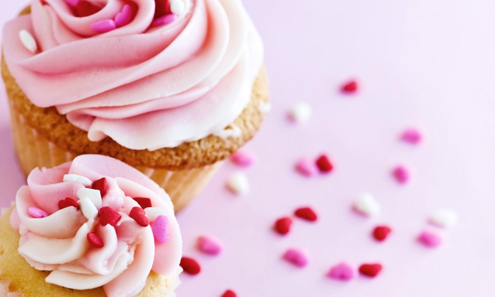 Sweet Petit Desserts - Over-The Rhine: One Dozen Valentine's Day Desserts or a Dessert Party for Up to 8 Kids at Sweet Petit Desserts (Up to 75% Off)