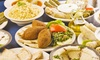 Aya Lebanese Cuisine - London:  Up to 30 Meze Tasters to Share for Up to Six at Aya Lebanese Cuisine, BYOB (Up to 63% Off)