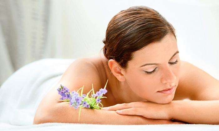 Tinker Massage and Day Spa Studio - Del City: Dead Sea Mud Wrap, Salt Scrub, or Couples or Swedish Massage at Tinker Massage and Day Spa Studio (Up to 60% Off)