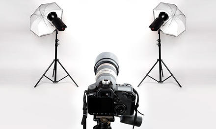 $39 for One-Hour Package for Up to 10 with Three Prints at Life/Style Photography ($238 Value)