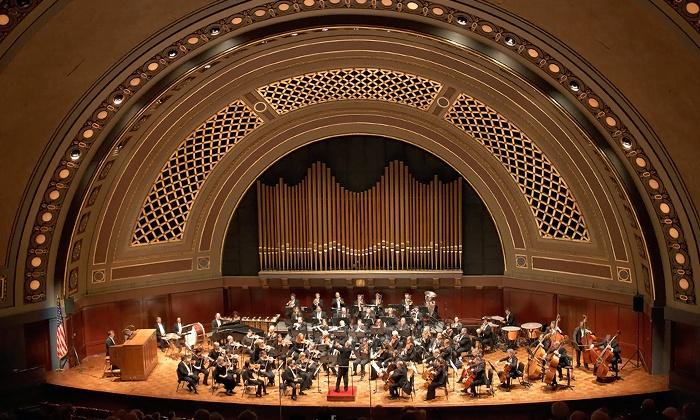 Season Finale: Mahler 5 - Hill Auditorium: Ann Arbor Symphony Orchestra Presents Season Finale: Mahler 5 at Hill Auditorium on April 25 (Up to 41% Off)