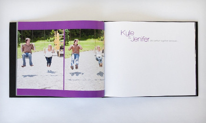 MyPictureBook: Medium or Large Custom Photo Book from MyPictureBook (Up to 75% Off)