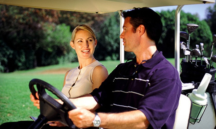 Twin Creeks Country Club - Twin Creeks Country Club: Golf Package at Twin Creeks Country Club (Up to 61% Off). Three Options Available.