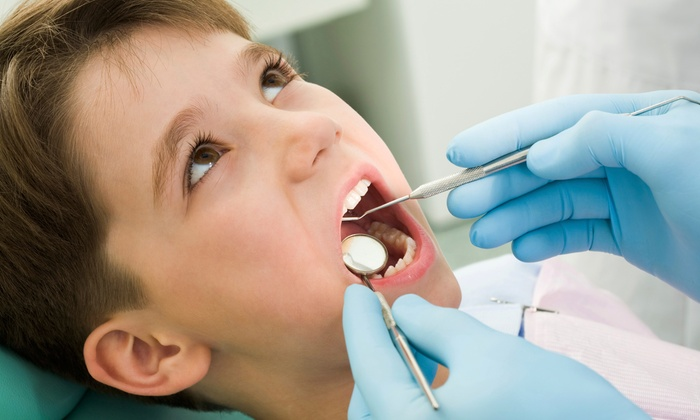 Straight Pearls Orthodontics and Kids Dentistry - Woodinville: $59 for a Kids' Dental-Exam Package at Straight Pearls Orthodontics and Kids Dentistry ($290 Value)