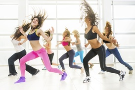 Fuze Fitness: Four Weeks of Unlimited Zumba Classes at Fuze Fitness (57% Off)