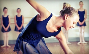 Edge Dance & Performing Arts Center: Four or Eight Children's Dance Classes at Edge Dance & Performing Arts Center (Up to 63% Off)