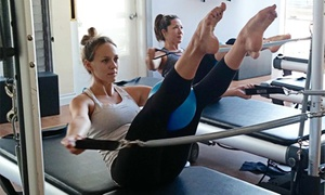 White House Pilates- Redondo Beach: 7, 15, or 30 Days of Unlimited Pilates Reformer at White House Pilates Studio (Up to 66% Off)