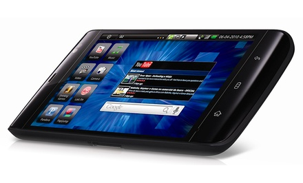 groupon daily deal - Dell Streak Mini 5 Smartphone with WiFi and 3G (GSM Unlocked). Free Returns.