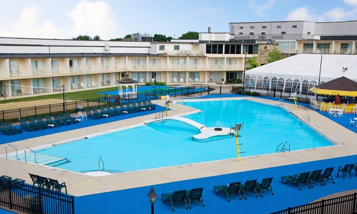 Lancaster Host Resort - Lancaster, PA: Stay with Daily Breakfast at Lancaster Host Resort in Lancaster, PA. Dates Available into September.