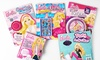 Barbie Activity-Book Bundle: $12.99 for a Bundle of 5 Barbie Activity Books ($35 List Price)