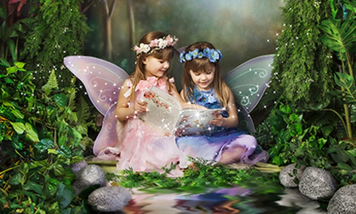 """Cheryl Struss Photography - Rossmere - A: $49 for Kid's Portrait Session for 1 or 2 Plus 8""""x10"""" Plaque-Mounted Print at Cheryl Struss Photography ($185 Value)"""