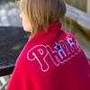 MLB Officially Licensed Sweatshirt Blanket