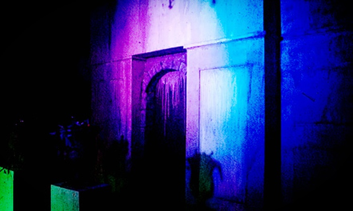 The Empty Grave - Disneyland: Haunted-House Visit for Two or Four at The Empty Grave (Up to 45% Off)