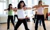 On The Move Fitness, LLC - Harlow: 1 or 3 Months of Unlimited Zumba or Insanity Classes or 12-Class Punchcard at On the Move Fitness (Up to 72% Off)