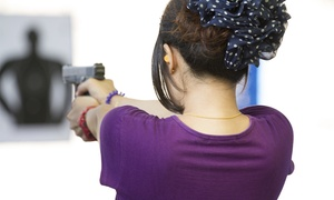 San Antonio Firearms Training: Concealed-Carry License Class with Optional Basic Handgun Class at San Antonio Firearms Training (Up to 45% Off)