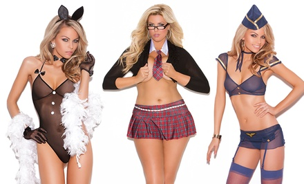 elegant moments sexy bedroom costumes groupon
