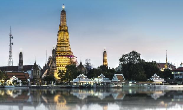 BKK:Cathay Pacific Return Flights 1