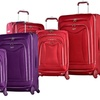 Olympia USA Expandable Spinner Luggage Set (3-Piece)