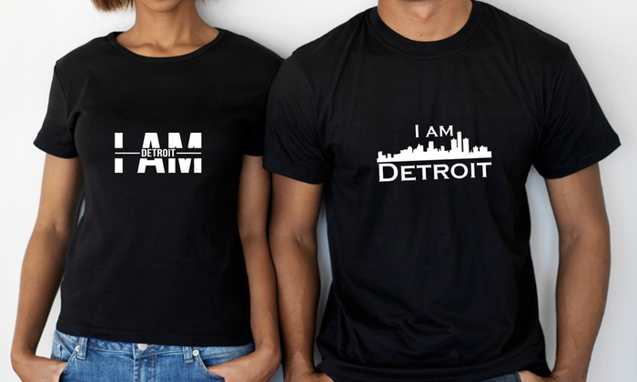 I Am Detroit Clothing: $25 for $50 Worth of Men's and Women's Clothing from I Am Detroit Clothing