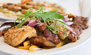 I Musetti: Menu di carne con 4 portate e vino per 2 o 4 persone da I Musetti (sconto fino a 63%)