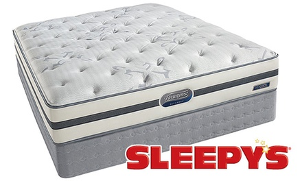 $49.99 for $250 Towards a Mattress or Mattress Set at Sleepy's