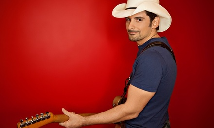 Brad Paisley at Sleep Train Amphitheatre in Chula Vista on Saturday, June 6, at 7:30 p.m. (Up to 50% Off)