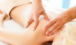 Massage By Rachel: Massage with Optional Aromatherapy from Massage by Rachel (50% Off)