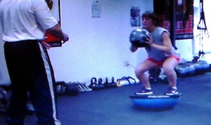 Fusion Training Center: Two Personal Training Sessions at Fusion Training Center (65% Off)