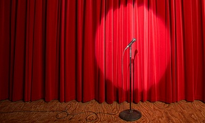 Laughter Lounge: Live Comedy Show and Beer or Wine For Two at Laughter Lounge (Up to 62% Off)