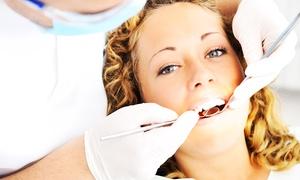 Studio Dentistico Dott. Depetris: Visita odontoiatrica con pulizia dei denti, radiografia, sbiancamento e otturazione estetica