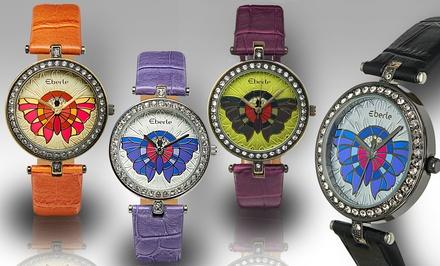 Eberle Chrysalis Collection Women's Watch