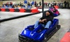 The Web Extreme Entertainment - Wetherington: Family-Fun Package for Four or Eight at The Web Extreme Entertainment (Up to 51% Off)