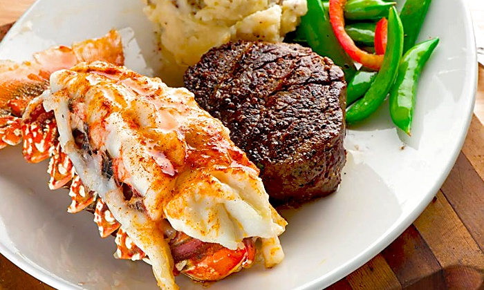 III Forks - The Village at Gulfstream Park: Steak-House Cuisine at III Forks (Up to 36% Off)