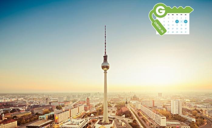Berlin: Aufenthalt für Zwei inkl. Frühstück im Sorat Hotel Ambassador Berlin