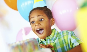 Jouer Cafe: Open Play Sessions or Birthday Party Package for Up to 14 at Jouer Cafe (50% Off). Three Options Available.