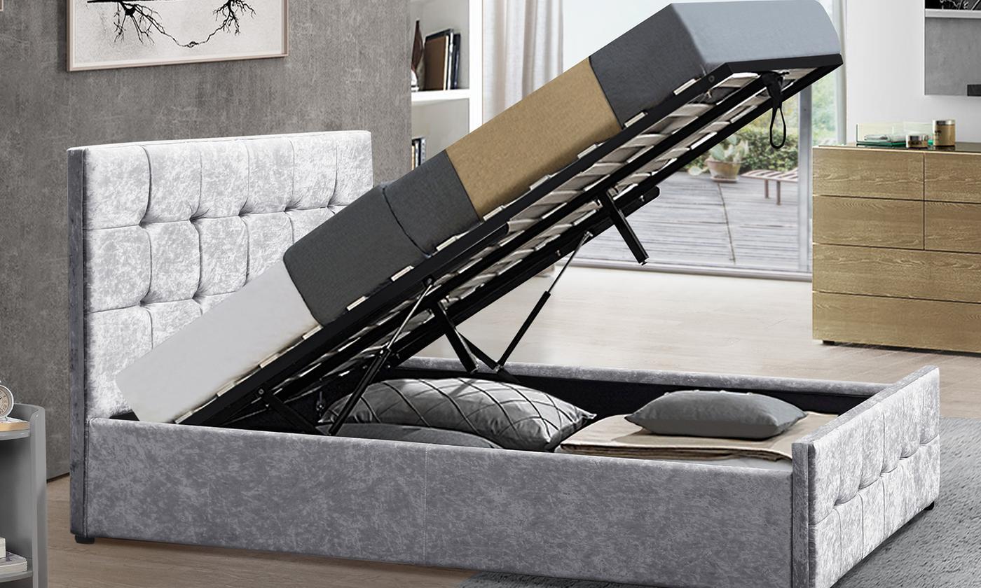 Valentina Ottoman Bed Frame