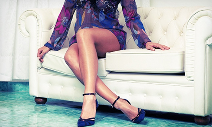 Beyond Bliss - Arnada: One or Two Lumicell Wave 4 Body-Contouring and Cellulite-Reduction Treatments for Legs at Beyond Bliss (Up to 50% Off)