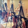 Up to 55% Off Adult Art Classes with Wine