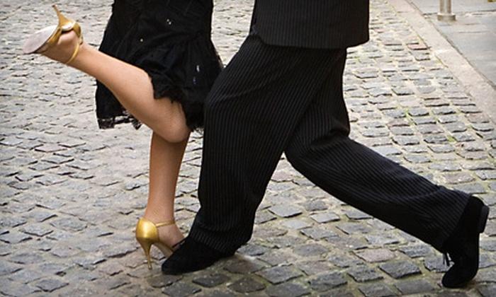 Prestige Dance Company - North Fort Lauderdale: Private Salsa or Cha Cha, or 5 Group Salsa, Cha Cha or Bachata Lessons at Prestige Dance Company (60% Off)