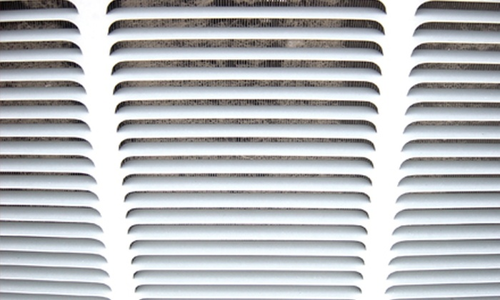 Trio Heating and Cooling Solutions - Los Angeles: $49 for a Complete Residential Air Duct and Dryer Vent Cleaning from Trio Heating and Cooling Solutions ($199 Value)