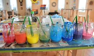 The Phoenix Art Studio & Gallery: Up to 56% Off BYOB Paint Party at The Phoenix Art Studio & Gallery