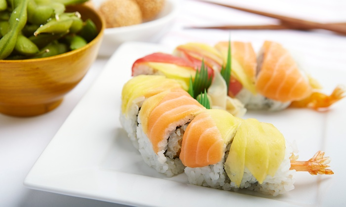 Hana Matsuri - North Westminster: Sushi, Creative Japanese Dishes, and Drinks at Hana Matsuri (43% Off)