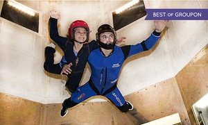Skydive Perris: Two Indoor Jumps with USB Flash Drive for One or Two at Skydive Perris (Up to 42% Off)