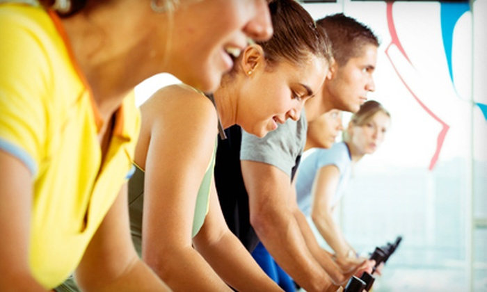 Pura Cycling Studio - Wesley Chapel: $39 for 10 Indoor Cycling Classes at Pura Cycling Studio ($120 Value)